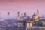 Bergamo alta, 35 minutes by car   http://www.comune.bergamo.it/servizi/notizie/notizie_homepage.aspx